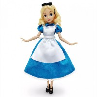 Кукла Алиса из мф Алиса в стране чудес Дисней