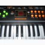 Пианино. Орган-синтезатор детский. Новый. С микрофоном. Дешево