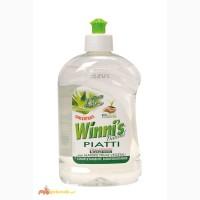 Эко-средство для мытья посуды, алое Winni s (0, 5 л.)