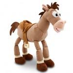 Плюшевый конь Булзай история игрушек