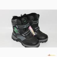 Зима термо ботинки мебраник размеры 33-38