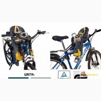 Велокресло переднее Tilly (до 15 кг) BT-bcs-0006
