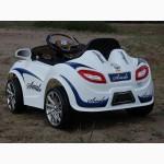 Спортивная модель детского электромобиля Bugatti 938 SMILE