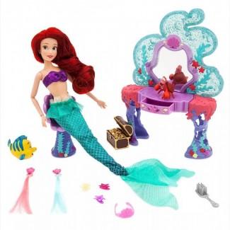 Игровой набор русалочка Ариэль с аксессуарами Disney