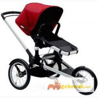 Bugaboo Runner Complete In Red