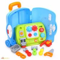 Игровой набор «Чемоданчик с инструментами» 3106 Huile Toys