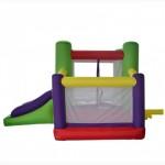 Надувной батут для детей KIDIGO Soft Space