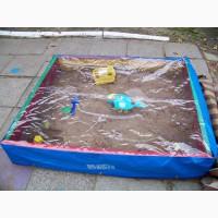 Тент чехол детская песочница