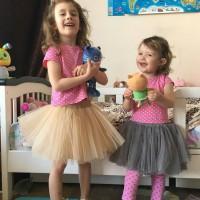 Юбка пышная на девочку и девушку из фатина для танцев и просто для хорошего настроения