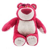 Мягкая игрушка медведь Лотсо (история игрушек)