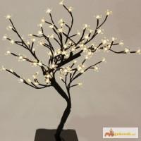 Светодиодные деревья Сакура, новогодние подарки 2015