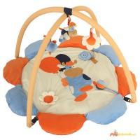 Развивающие коврики для детей до года купить Quatro Milky