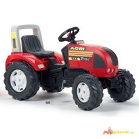 Педальный трактор Falk 981