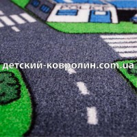 Детский ковер дорога City Life. Доставка по Украине