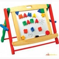Мольберты и детские доски для рисования