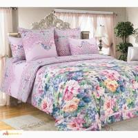 Качественное постельное белье комплект Влюбленность