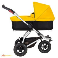 Mountain Buggy Swift pram + Carrycot 3 Plus