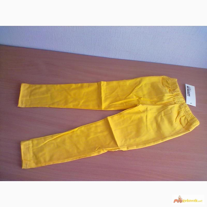 Фото 2. Легкие летние брюки на девочку. Яркие и модные