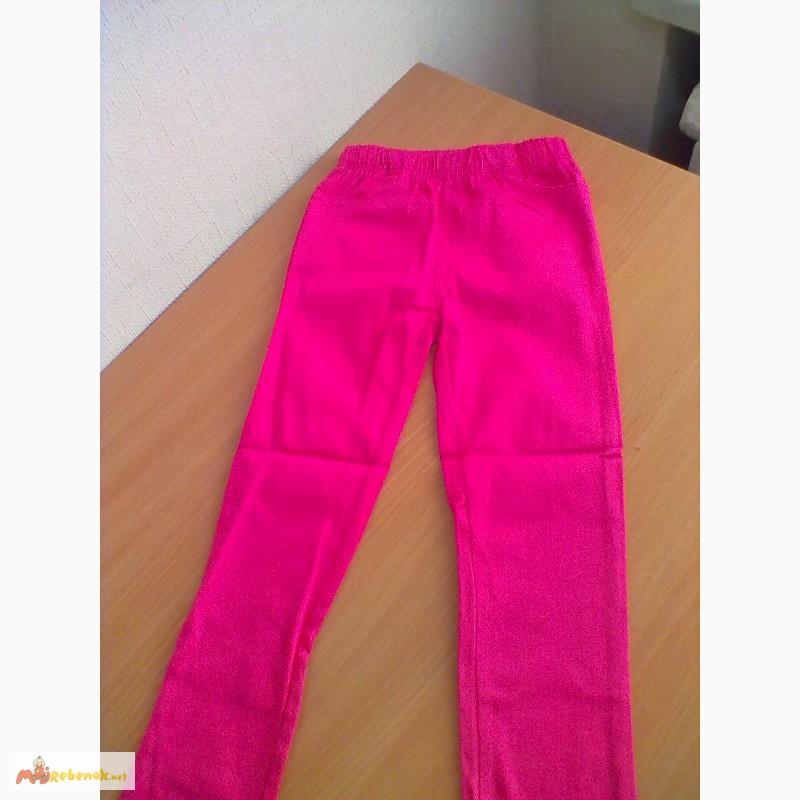 Фото 3. Легкие летние брюки на девочку. Яркие и модные