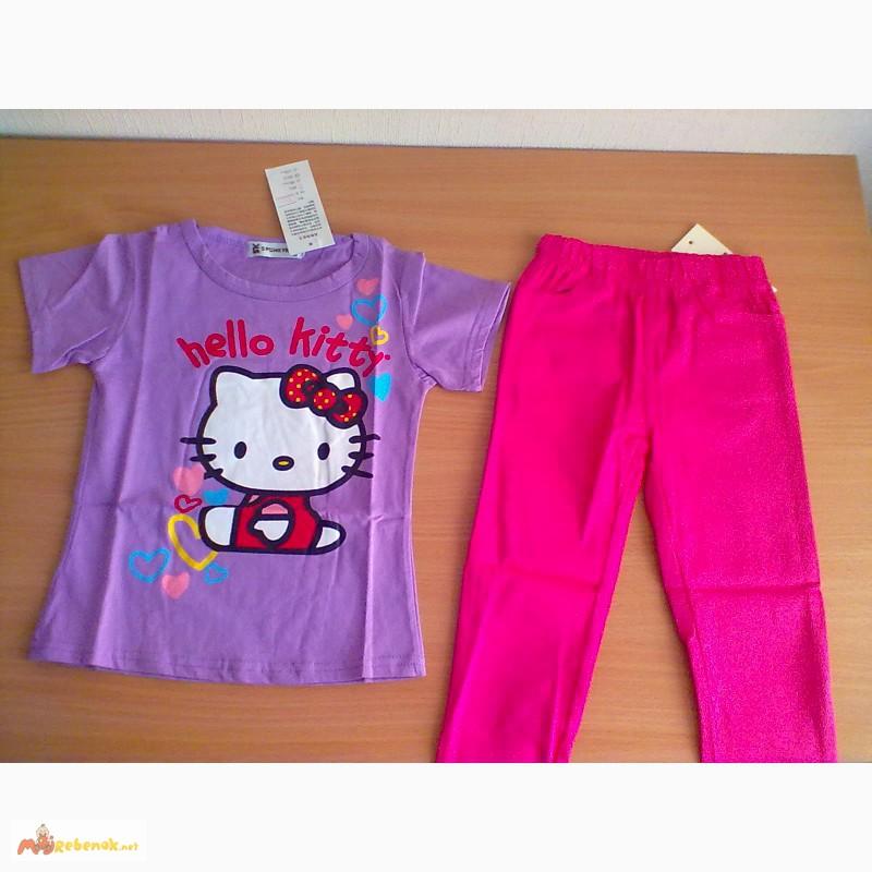 Фото 5. Легкие летние брюки на девочку. Яркие и модные