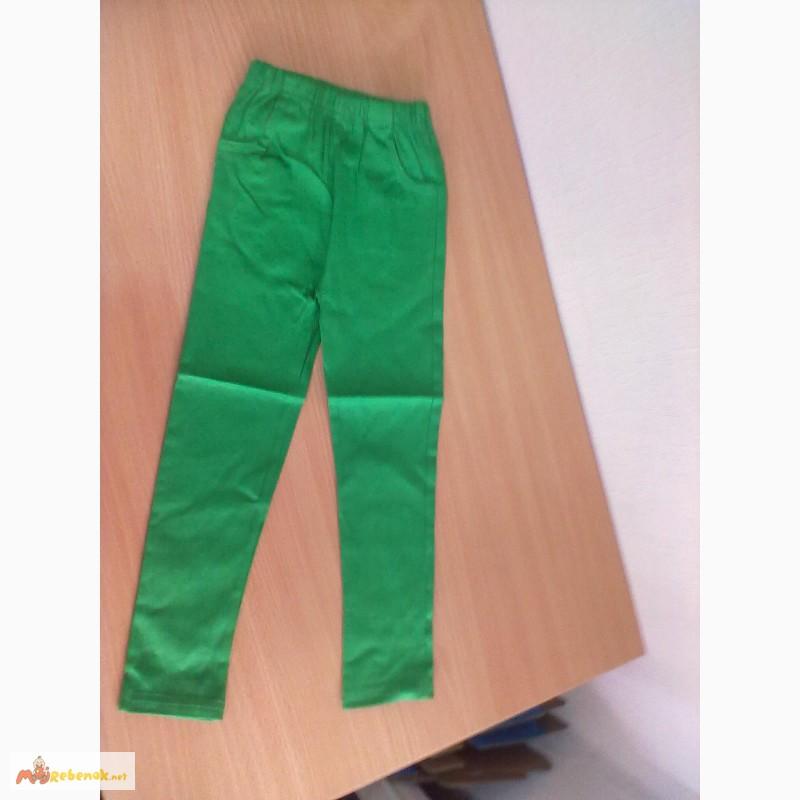Фото 6. Легкие летние брюки на девочку. Яркие и модные