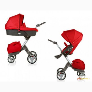 Stokke duo xplory rosso
