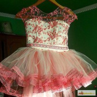 Нарядное детское платье пышное на выпускное выпускной с ...