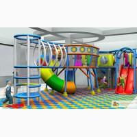 Лабиринты в детские игровые комнаты