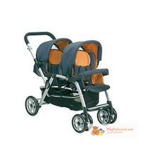 Продам коляска Коляска для двойни Jane Twin Two + автокресло в подарок