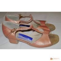 Туфли для бально-спортивных танцев на девочку