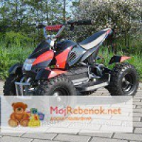 Детский электрический квадроцикл Profi HB - 6 EATV 500.