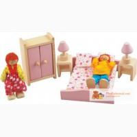 Набор детской игрушечной мебели.