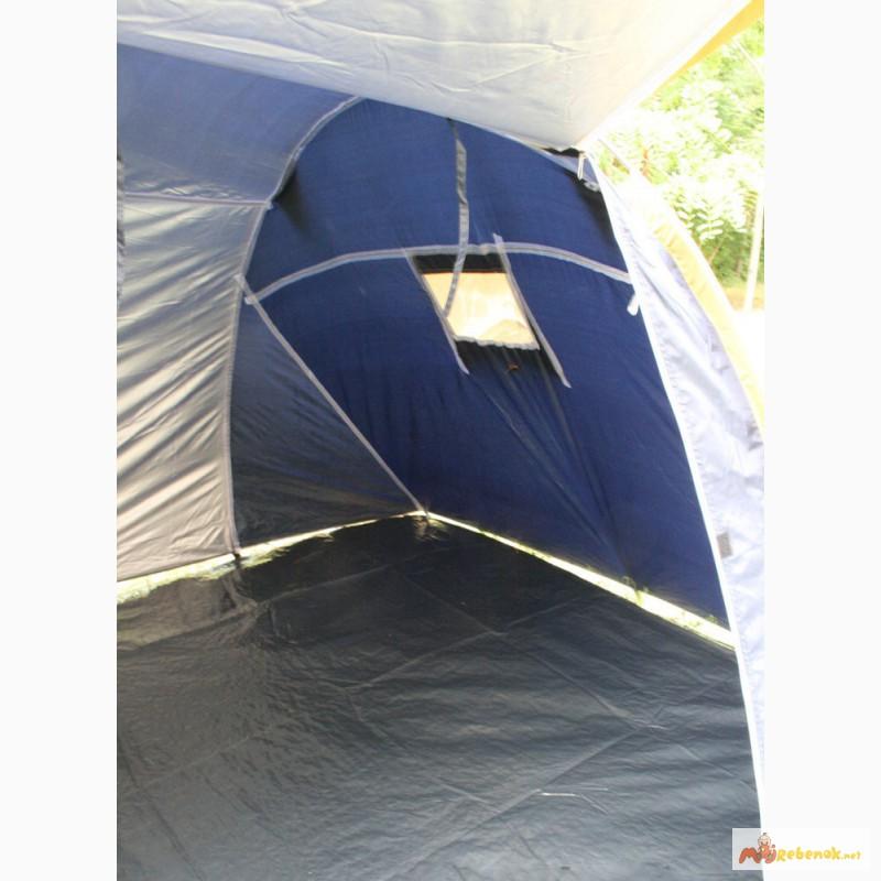 Фото 3. Палатка Abarqs Stella-3 местная