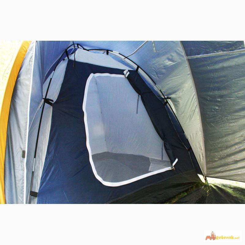 Фото 4. Палатка Abarqs Stella-3 местная