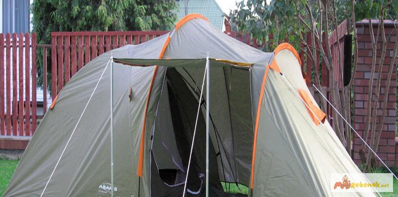 Фото 6. Палатка Abarqs Stella-3 местная