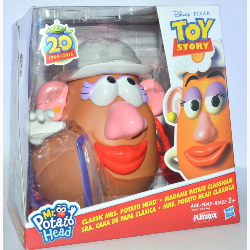 Фото 4. Мистер картошка и миссис картошка Mr. Potato Head, Toy Story