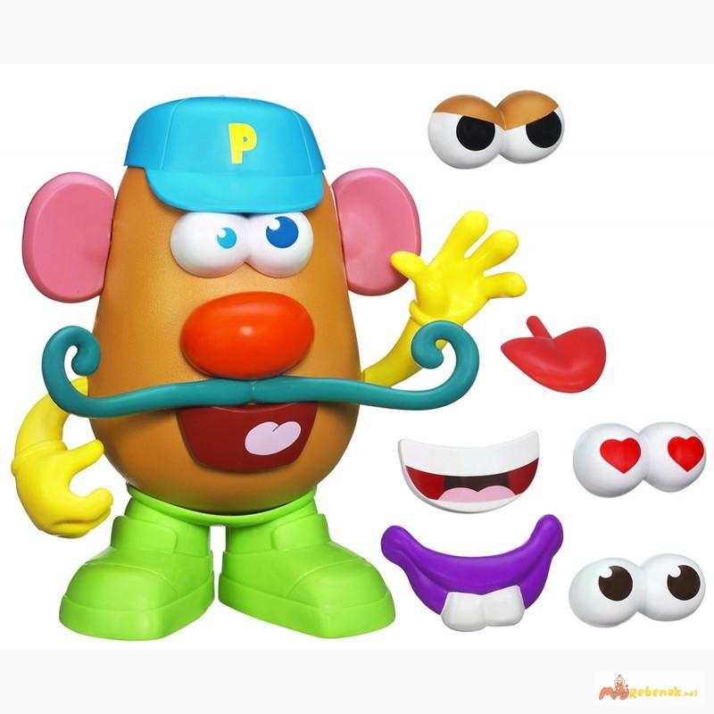 Фото 6. Мистер картошка и миссис картошка Mr. Potato Head, Toy Story