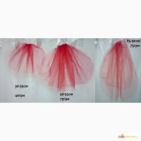 Фата цветная для девичника, свадебные аксессуары