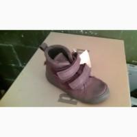 Зимние кожа Новые ботинки Bisgaard дания
