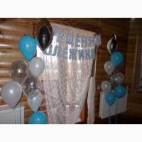 Фотозона. Гелієві кульки. Все для свята