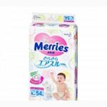 Подгузники Merries меррис были выбраны в японии 1