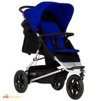 Mountain Buggy double buggy + One 3