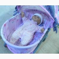 Коляска для кукол с сумкой 86017 Мария (DeCuevas)