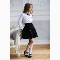 Блуза для девочки а-03-0006 aliniya рост 128, 140