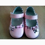 Нарядные туфли для девочки, р.20-22
