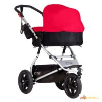 Mountain Buggy pram Urban Jungle Carrycot 3 + Plus