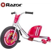 Детский велосипед Razor с искрами Flash Rider 360