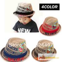 Модные шляпки для мальчишек и девченок от 3х до 8 лет