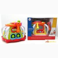 Развивающая игрушка «Музыкальная планета» 676 Huile Toys