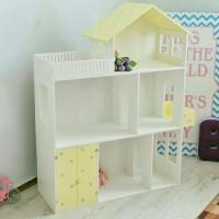 Домик для кукол/Кукольный домик/Домик для Барби. Высотой 130 см